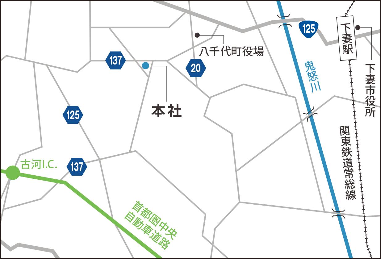 地図_八千代本社